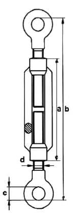 DIN 1480 Талрепи кільце-кільце, продаж за оптовими цінами